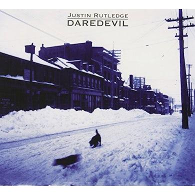 Justin Rutledge DAREDEVIL CD