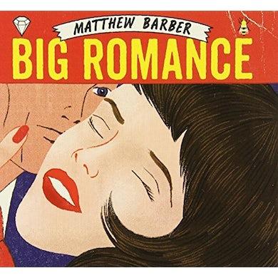 Matthew Barber BIG ROMANCE CD