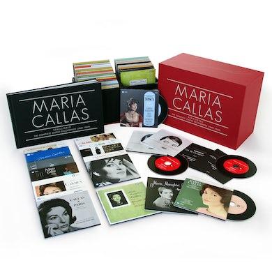 Maria Callas COMPLETE STUDIO RECORDINGS (ORIGINAL JACKET) CD