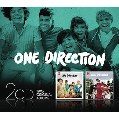 One Direction UP ALL NIGHT/TAKE ME HOME CD