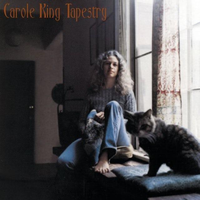 Carole King TAPESTRY Vinyl Record - UK Release