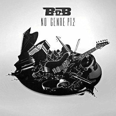 B.O.B NO GENRE 2 CD