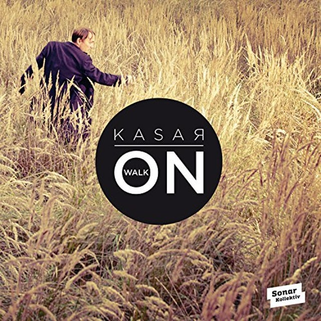 KASAR WALK ON Vinyl Record
