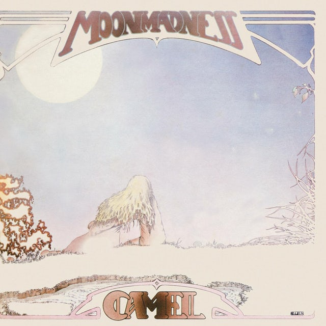 Camel MOONMADNESS Vinyl Record - UK Release