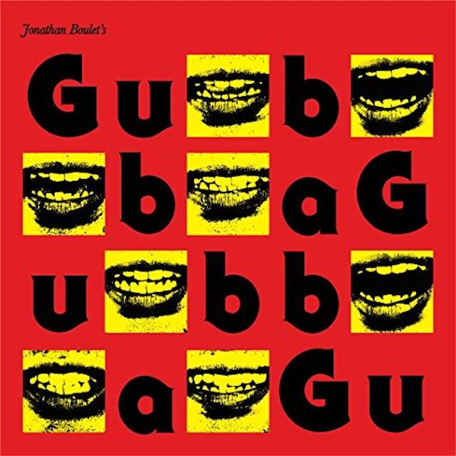 Jonathan Boulet GUBBA CD