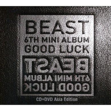 Beast GOOD LUCK CD