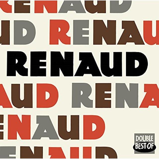 Renaud DOUBLE BEST OF Vinyl Record