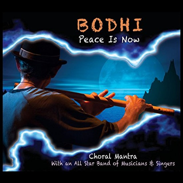 Bodhi PEACE IS NOW CD