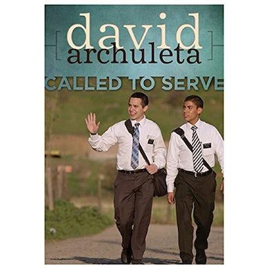 David Archuleta CALLED TO SERVE DVD