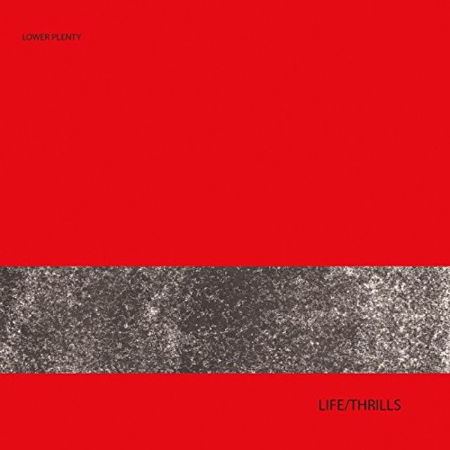 Lower Plenty LIFE/THRILLS Vinyl Record