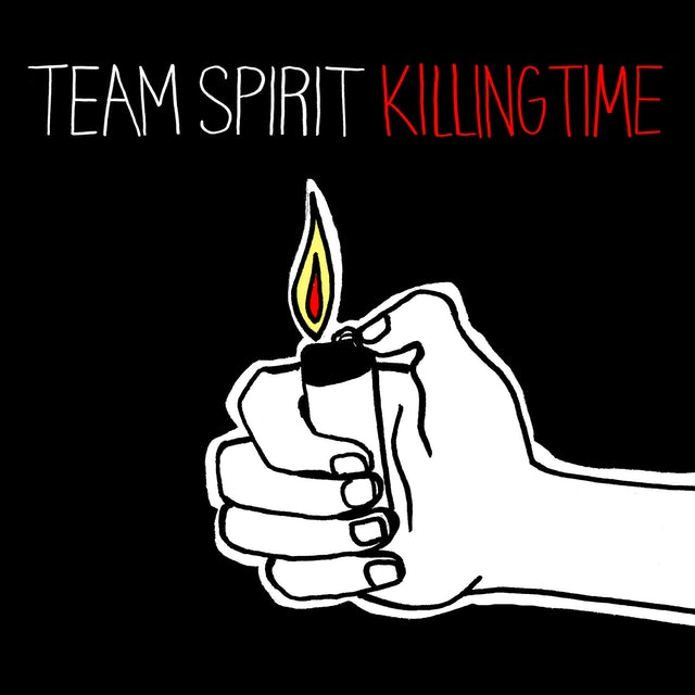 Team Spirit KILLING TIME CD