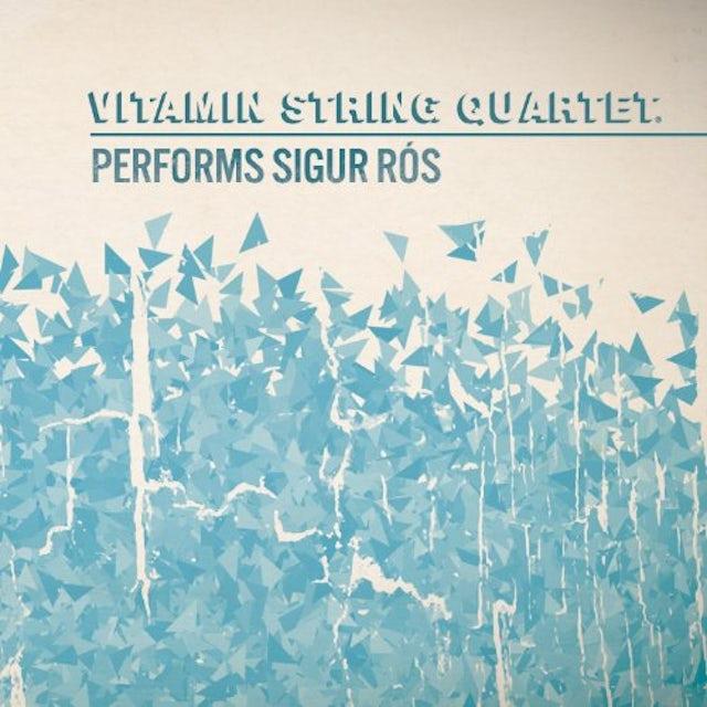 Vitamin String Quartet VSQ PERFORMS SIGUR ROS CD