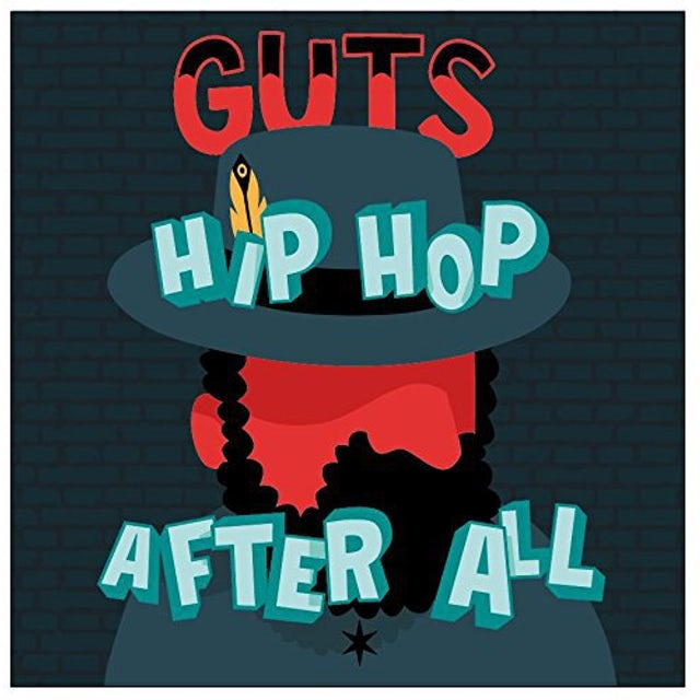 Guts HIP HOP AFTER ALL Vinyl Record