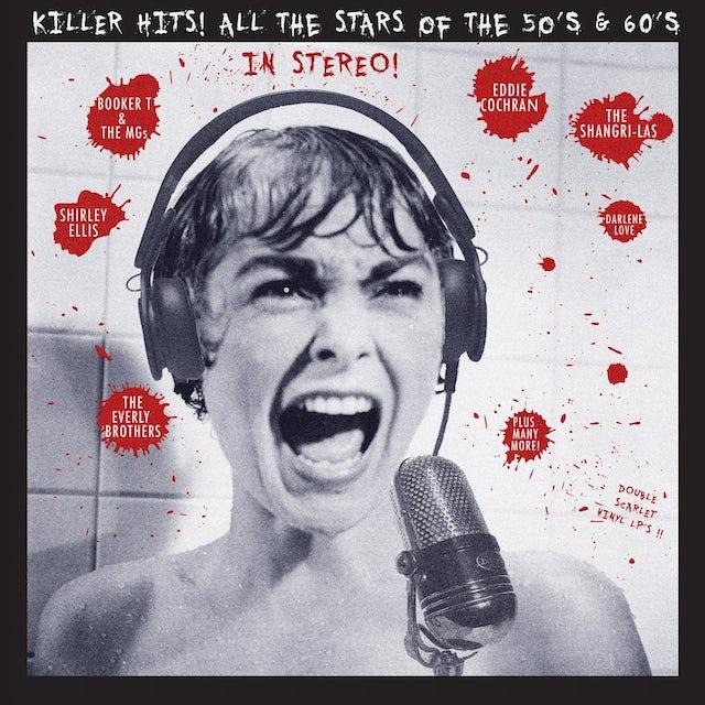 KILLER HITS IN STEREO / O.S.T. (UK) KILLER HITS IN STEREO / O.S.T. Vinyl Record - UK Release