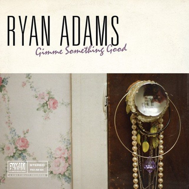Ryan Adams GIMME SOMETHING GOOD Vinyl Record