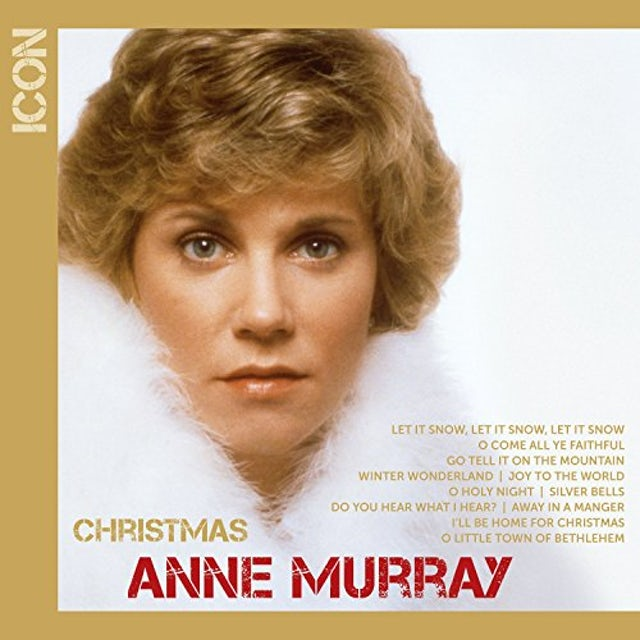 Anne Murray ICON - CHRISTMAS CD