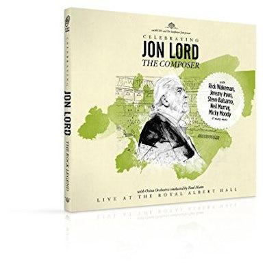 CELEBRATING JON LORD THE COMPOSER CD