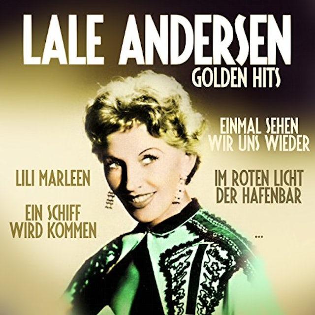 Lale Andersen GOLDEN HITS CD