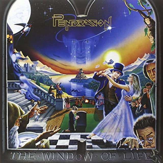 Pendragon WINDOW OF LIFE Vinyl Record