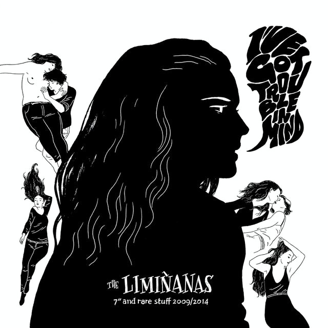 The Limiñanas I'VE GOT TROUBLE IN MIND / RARE STUFF 2009-2014 CD