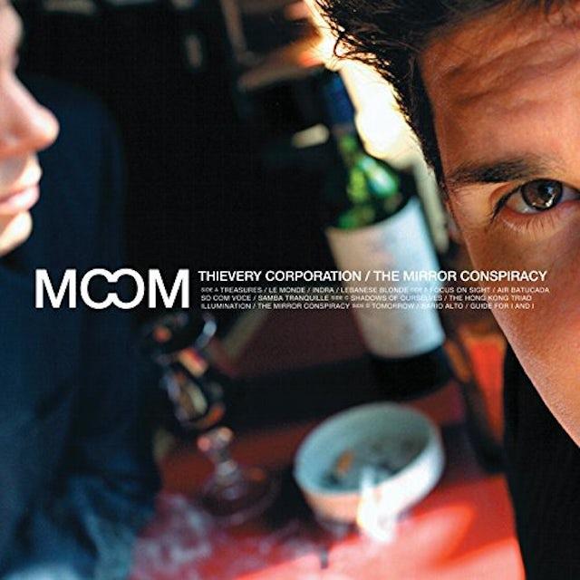 Thievery Corporation MIRROR CONSPIRACY Vinyl Record