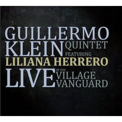 Guillermo Klein LIVE AT THE VILLAGE VANGUARD CD