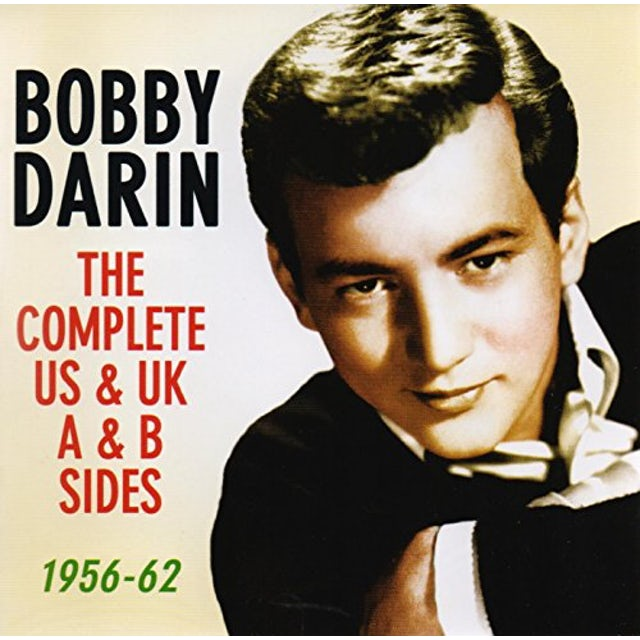 Bobby Darin COMPLETE US & UK A & B SIDES 1956-62 CD