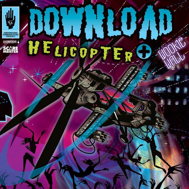 Download HELICOPTER / WOOKIEWALL Vinyl Record