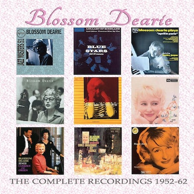 Blossom Dearie COMPLETE RECORDINGS: 1952-62 CD