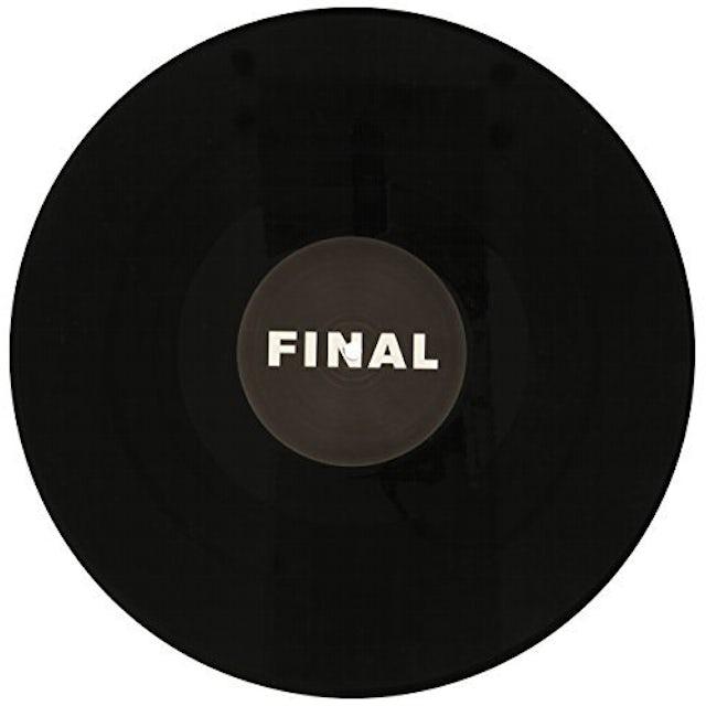 Oliver Deutschmann FINAL Vinyl Record