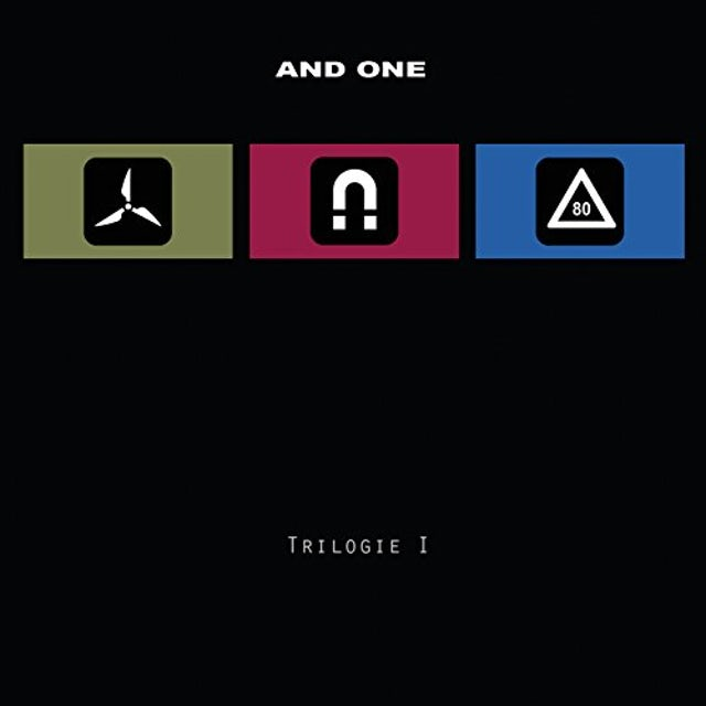 AND ONE MAGNET: TRILOGY EDITION CD