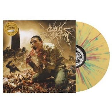 Cattle Decapitation MONOLITH OF INHUMANITY Vinyl Record - UK Release