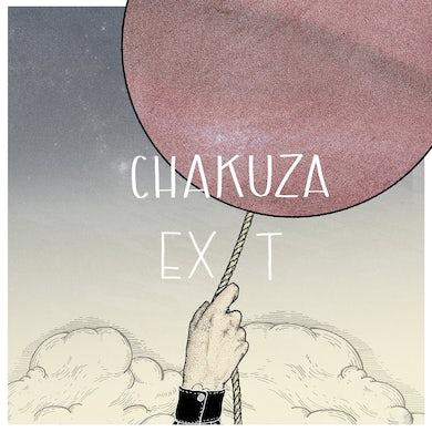 CHAKUZA EXIT (GER) Vinyl Record - Limited Edition