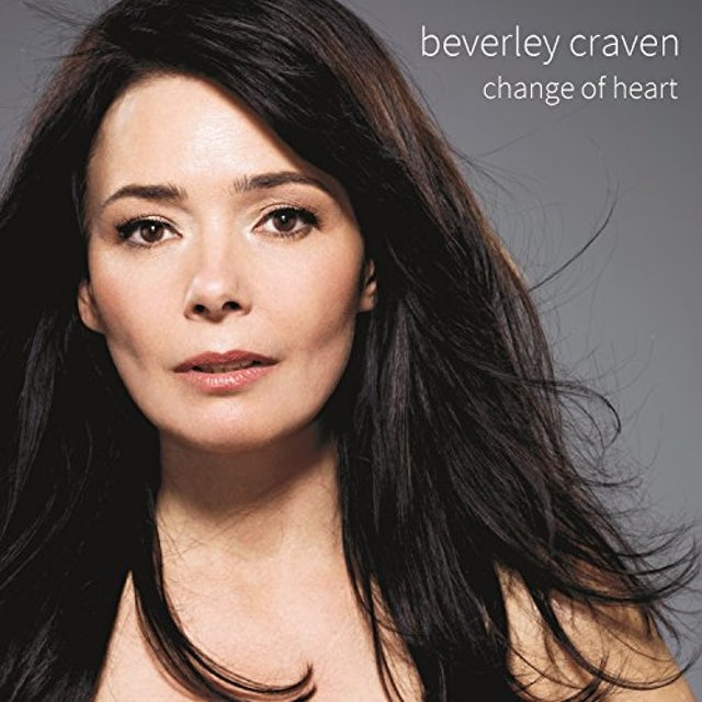 Beverley Craven CHANGE OF HEART CD