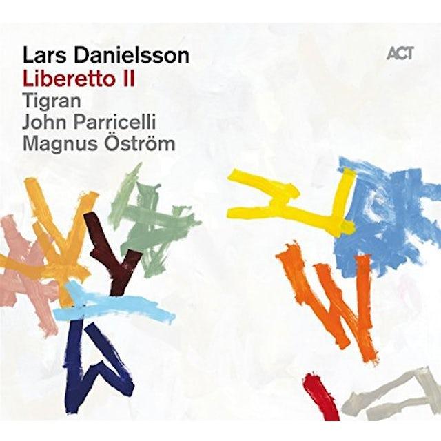 Lars Danielsson LIBERETTO II CD