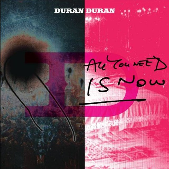Duran Duran ALL YOU NEED IS NOW (GER) Vinyl Record