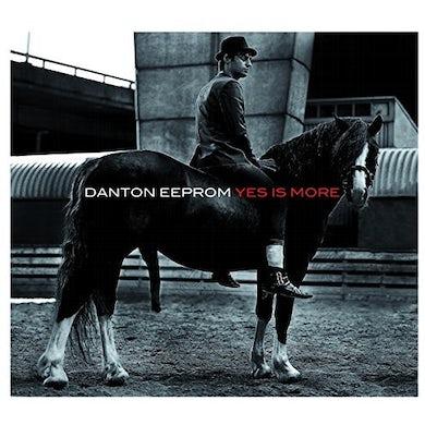 Danton Eeprom YES IS MORE Vinyl Record
