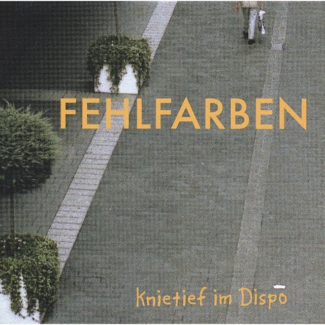 Fehlfarben KNIETIEF IM DISPO Vinyl Record