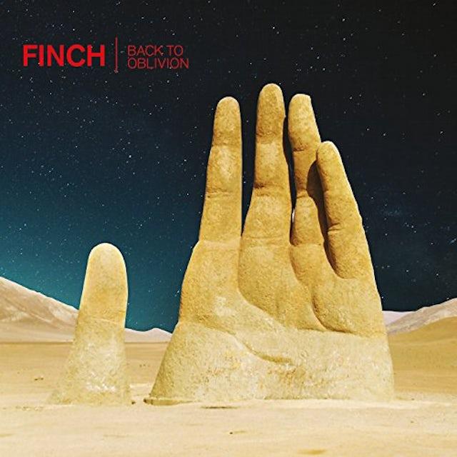 Finch BACK TO OBLIVION Vinyl Record