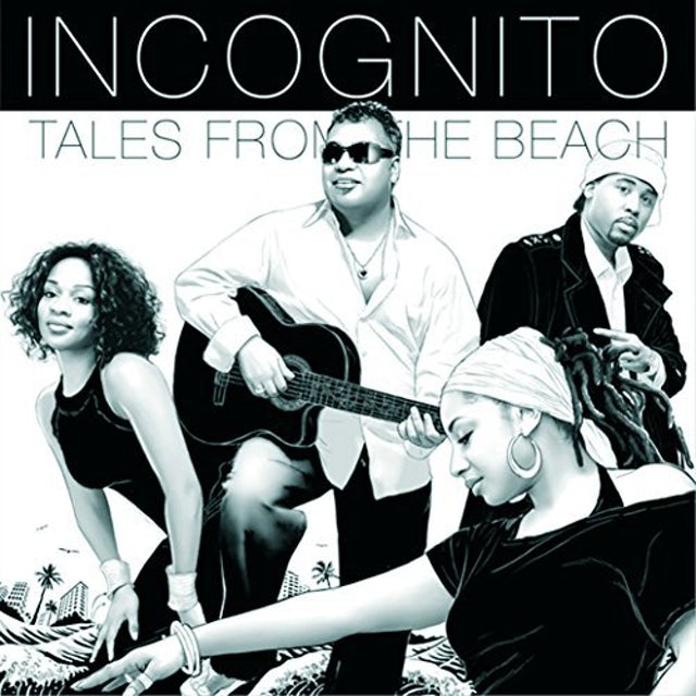 Incognito TALES FROM THE BEACH Vinyl Record
