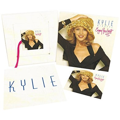 Kylie Minogue ENJOY YOURSELF Vinyl Record Box Set