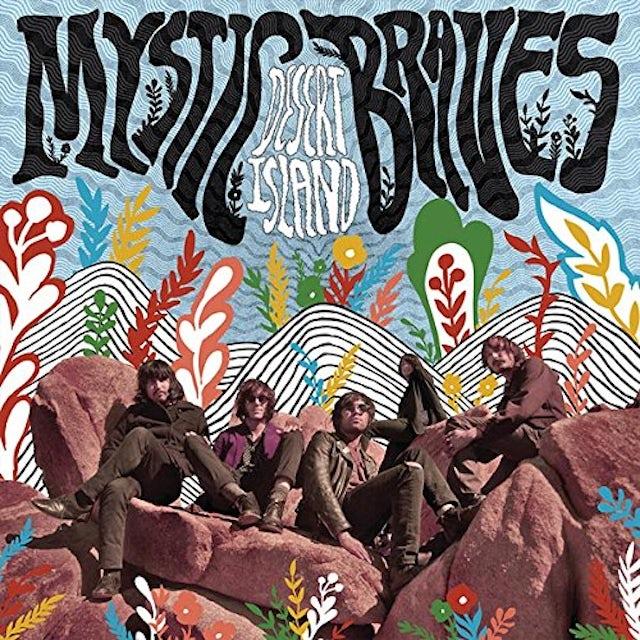 MYSTIC BRAVES DESERT ISLANDS Vinyl Record