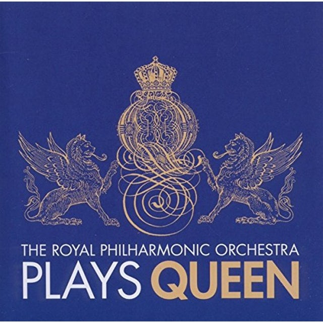 Royal Philharmonic Orchestra RPO PLAYS QUEEN Vinyl Record
