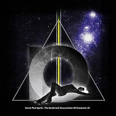 Seven That Spells DEATH & RESSURECTION O KRAUT Vinyl Record