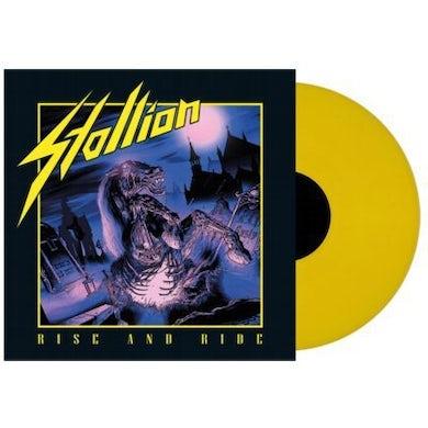 Stallion RISE & RIDE Vinyl Record