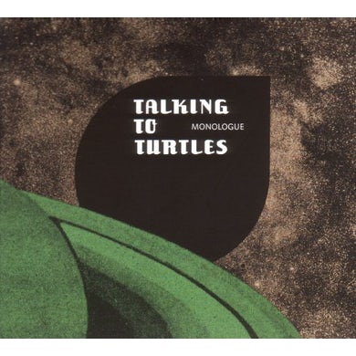 TALKING TO TURTLES MONOLOGUE Vinyl Record