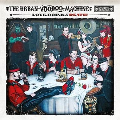 URBAN VOODOO MACHINE LOVE DRINK & DEATH CD