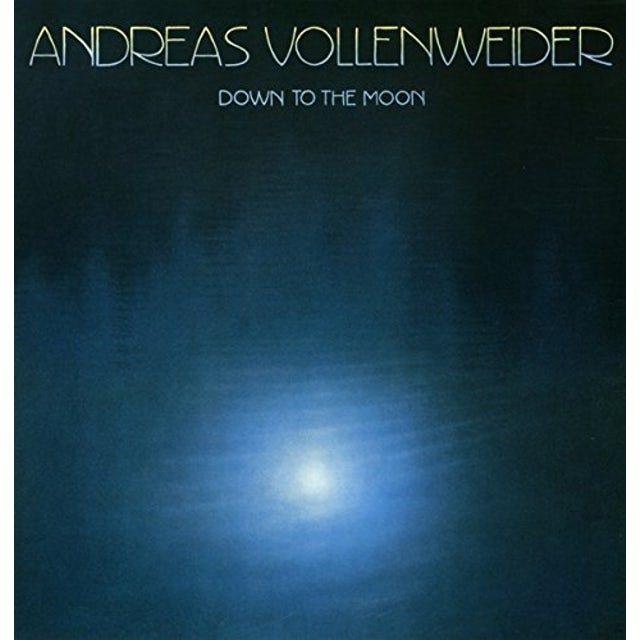 Andrea Vollenweider DOWN TO THE MOON Vinyl Record