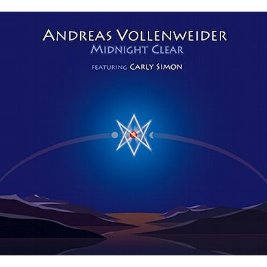 Andrea Vollenweider MIDNIGHT CLEAR Vinyl Record