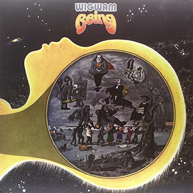Wigwam BEING (GER) Vinyl Record